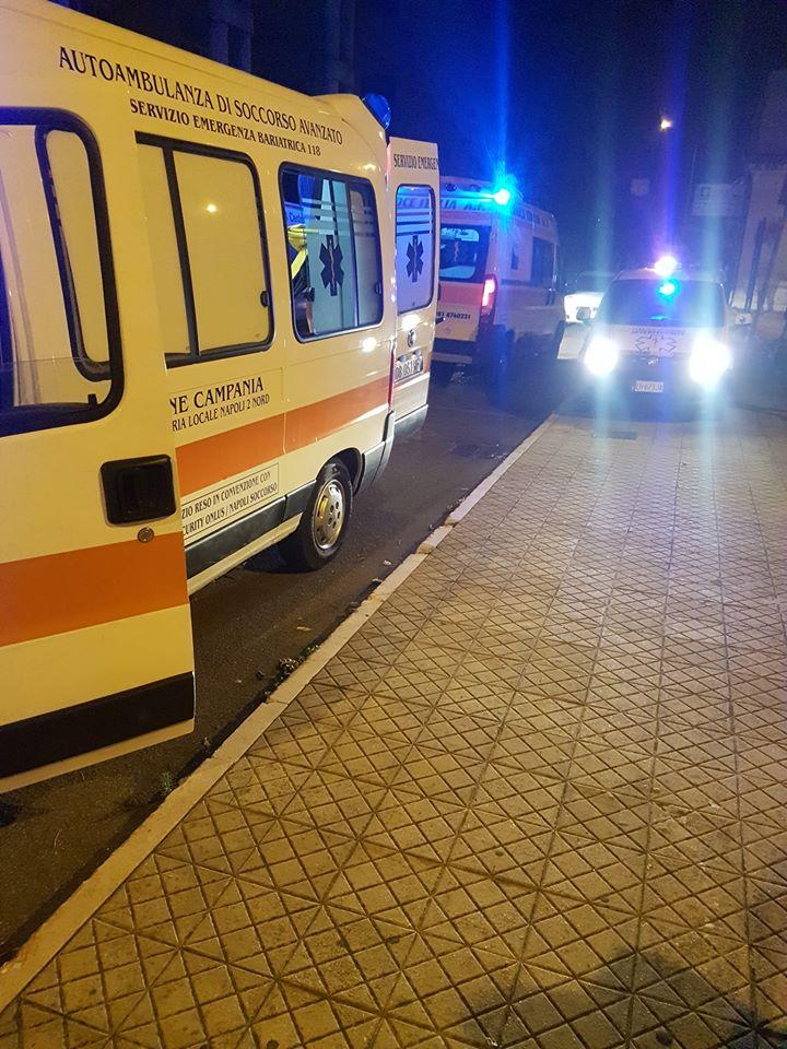 Monterusciello in ansia per le sirene continue di ambulanze. Il motivo il trasporto di un obeso con mezzo bariatrico