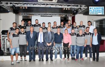 Virtus Bava Pozzuoli e Rione Terra Volley si presentano alla città|Gallery