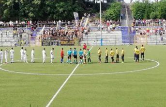 """Manita del Giugliano al """"Chiovato"""" alla Flegrea Calcio"""