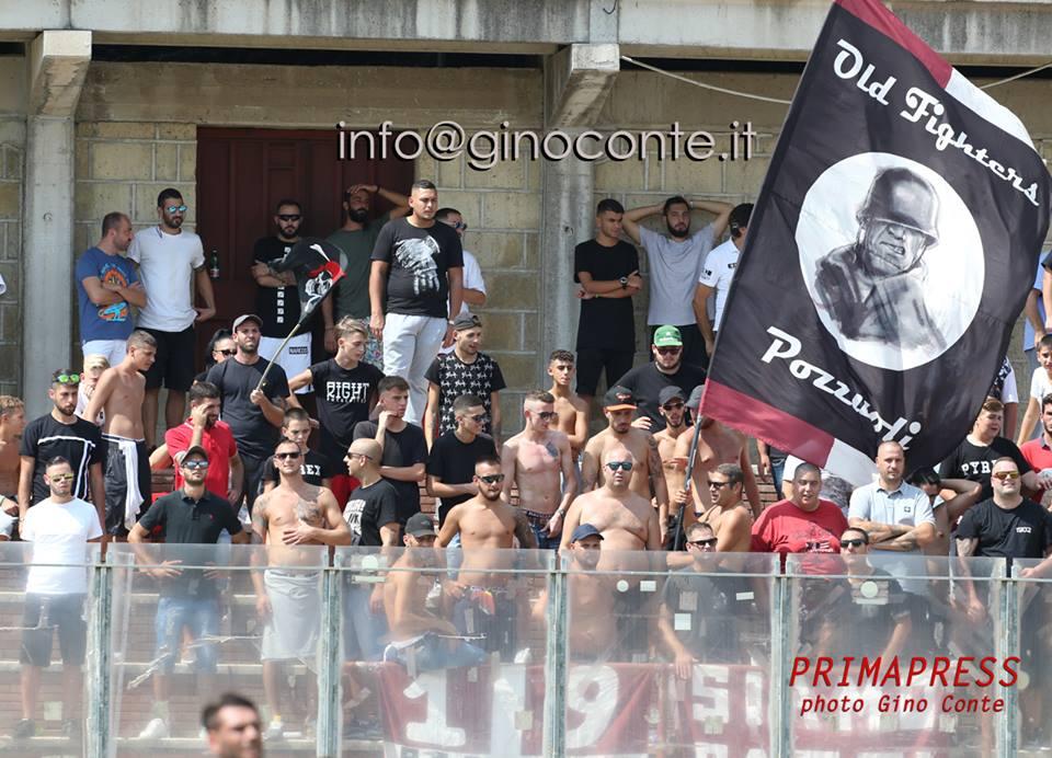PUTEOLANA/ E' Pasquale Matarese il nuovo allenatore dei diavoli rossi