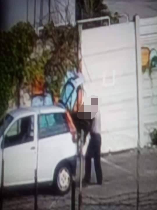 """Sversa rifiuti nell'area ex Sofer ripreso dalle telecamere. """"Tolleranza zero contro i fuorilegge"""""""