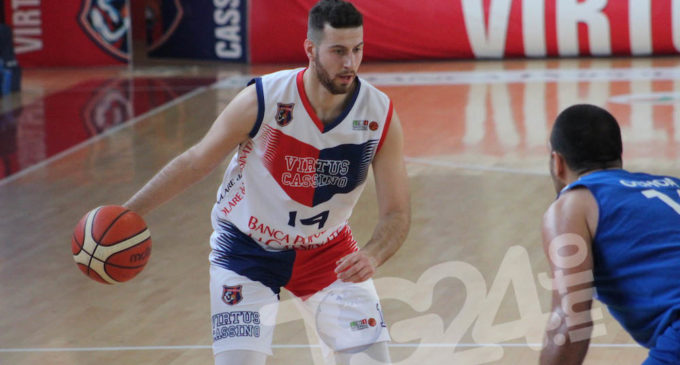 Virtus Pozzuoli Basket, Matteo Bini: lavoreremo sui rimbalzi per dare intensità e remeremo tutti nella stessa direzione