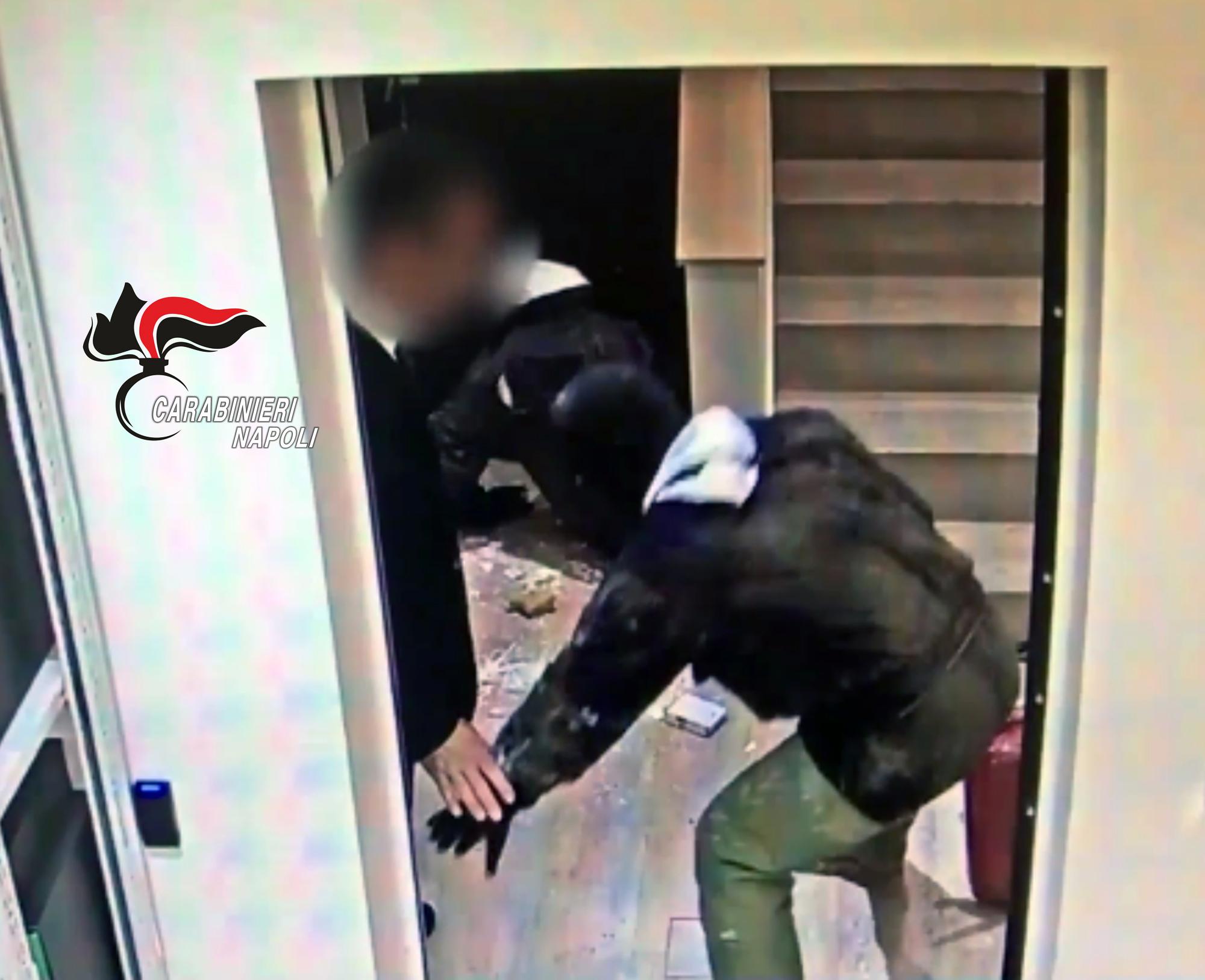 """Anche due di Quarto tra gli arrestati della """"banda del buco"""": I NOMI"""