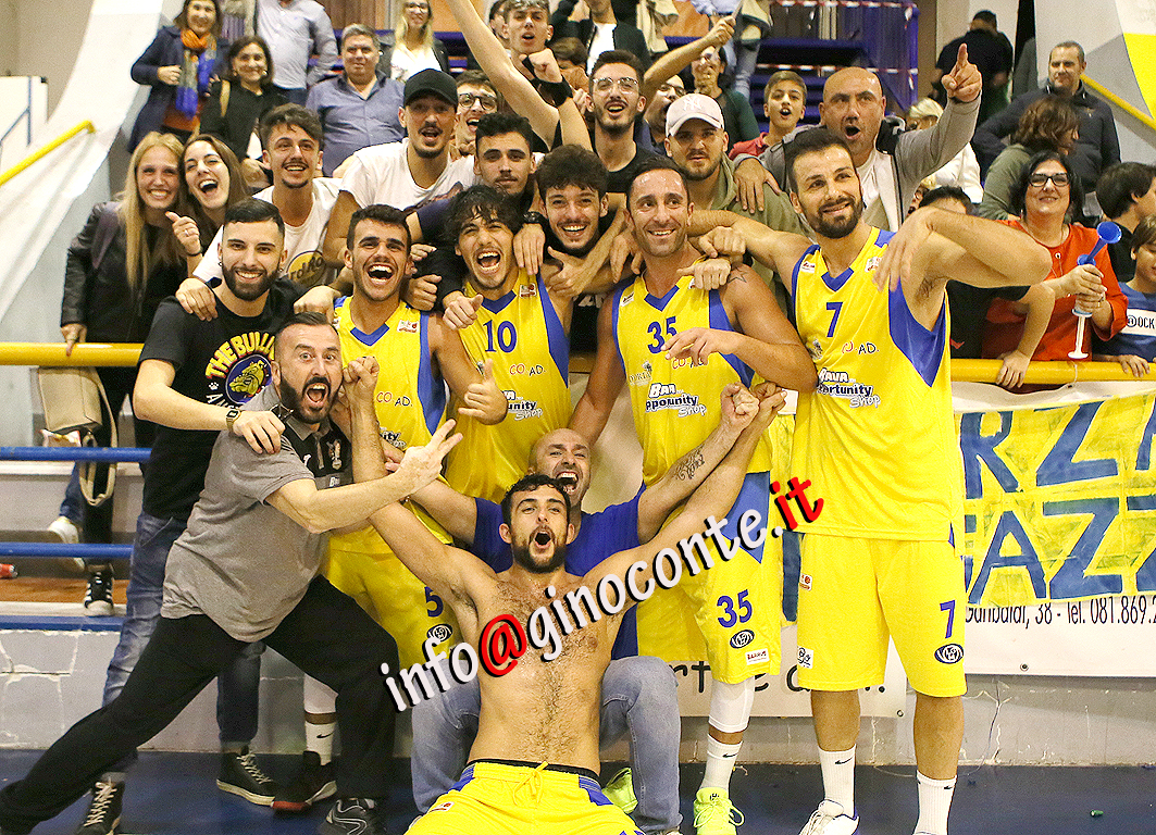 Virtus Pozzuoli devastante, sconfitto il Napoli Basket per 73-62 Gallery