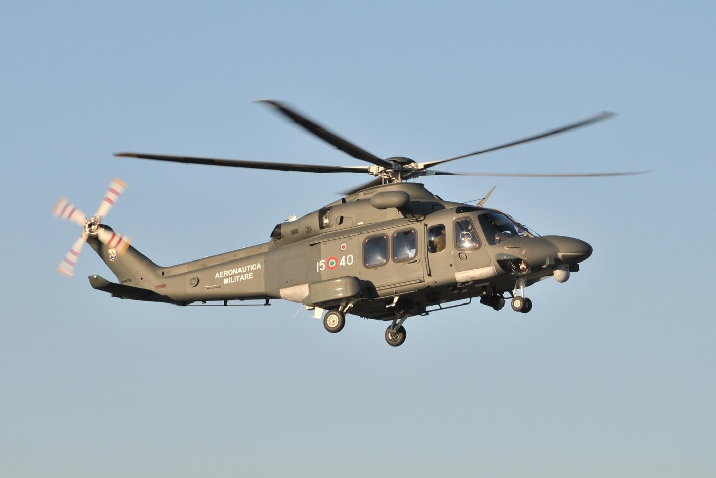 Ischia, trasportato con un elicottero un traumatizzato grave a Roma