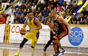 La Virtus Pozzuoli ospita il Napoli Basket: è derby al Pala Errico!