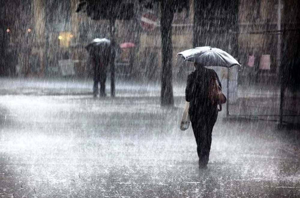 Campi Flegrei, piogge forti e vento per tutta la giornata di domani