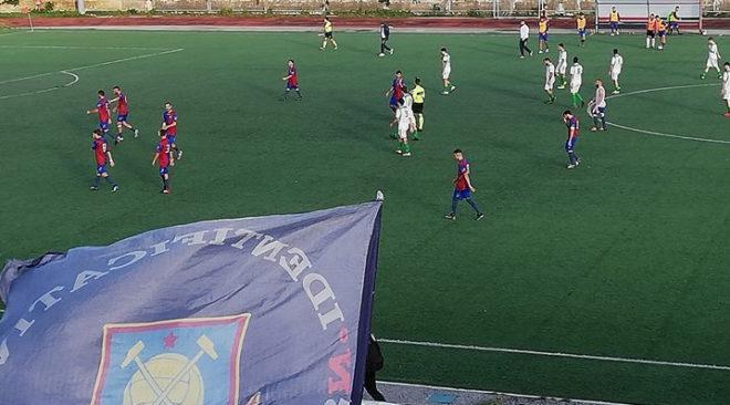 CALCIO/ Quartograd, che scoppola: la Sangiuseppese vince 6-0