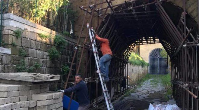 """""""Via Arco Felice Vecchio aperta nei due sensi entro la prossima settimana"""""""