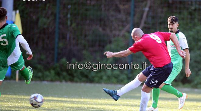 Pirozzi e Pastore regalano i tre punti alla Flegrea contro il Real Forio