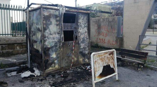 CAPPELLA/ Incendiata la casa dell'acqua, indagano i carabinieri