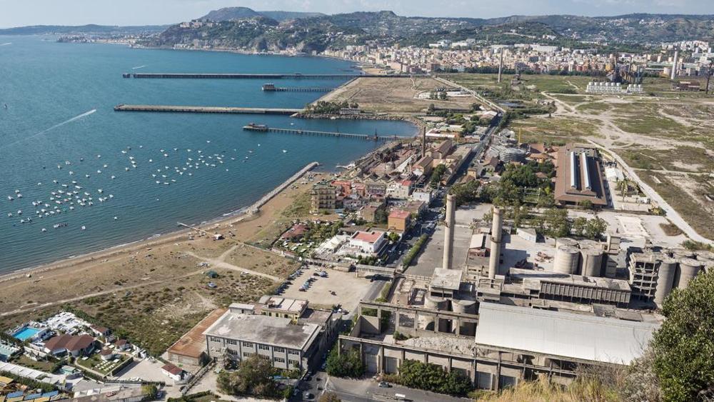 Invitalia ha presentato il progetto per la bonifica dell'ex Italsider di Bagnoli