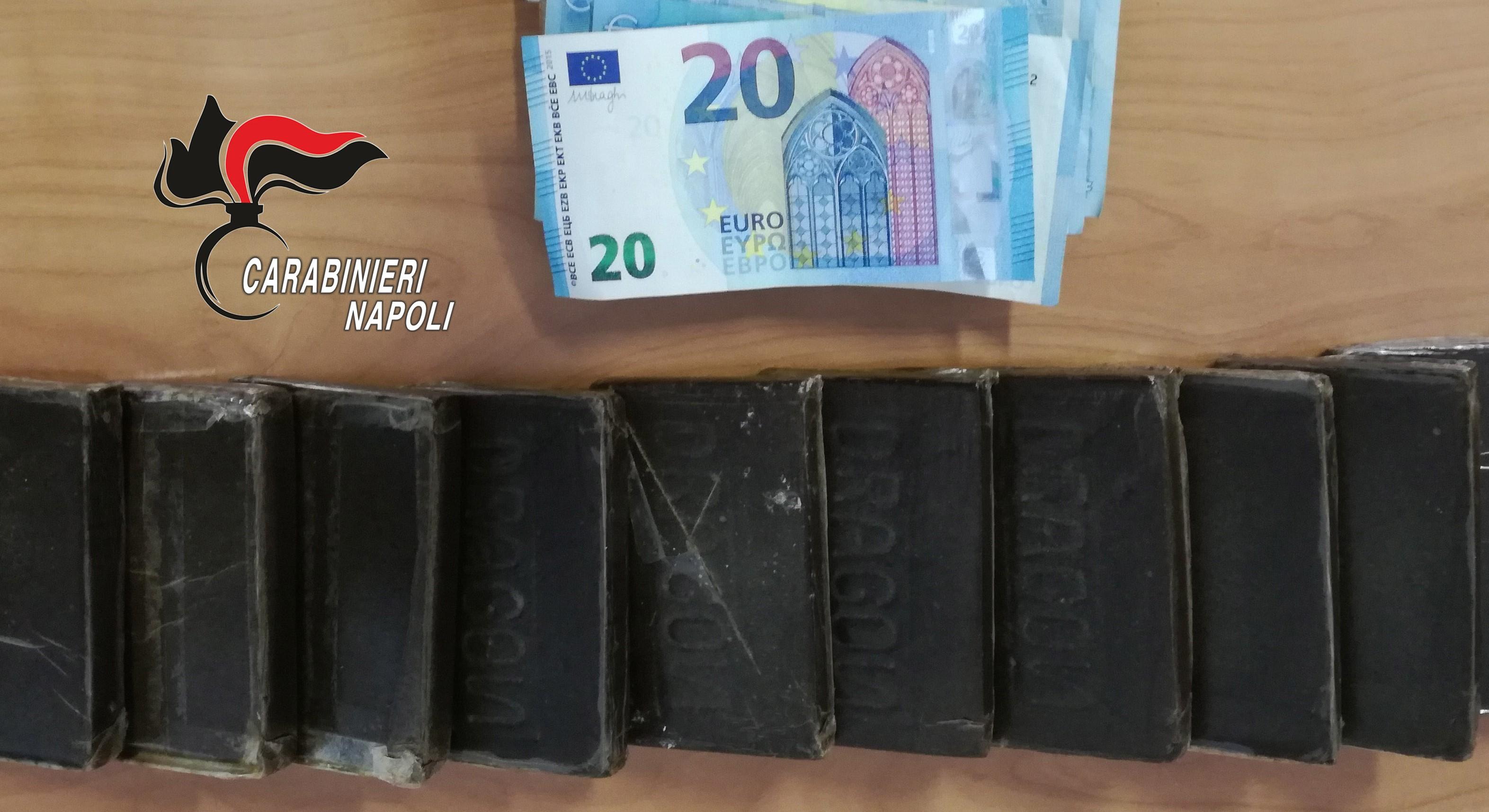 POZZUOLI/ Arrestato pusher affiliato al clan Longobardi-Beneduce|IL NOME