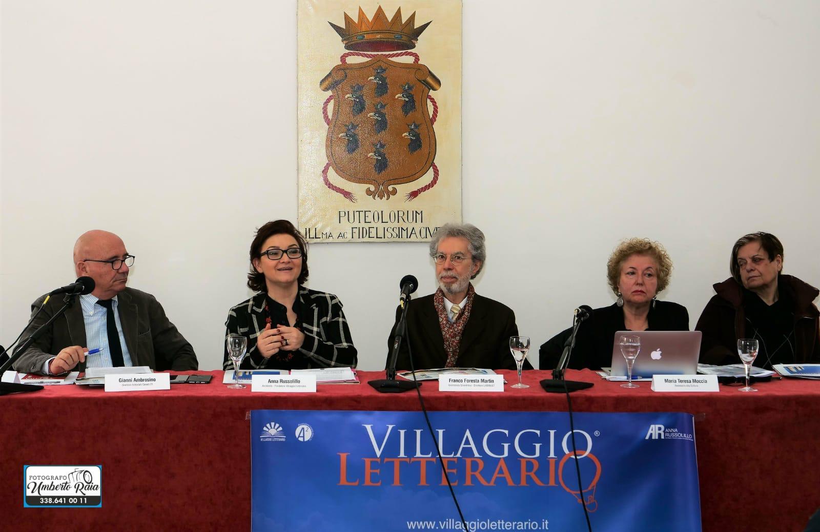 Libro Fest, presentato il programma del Villaggio Letterario