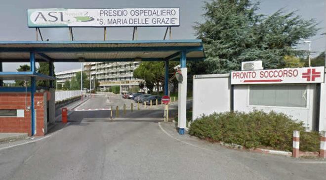 Sospetto caso di meningite al pronto soccorso dell'ospedale La Schiana, anziano in isolamento