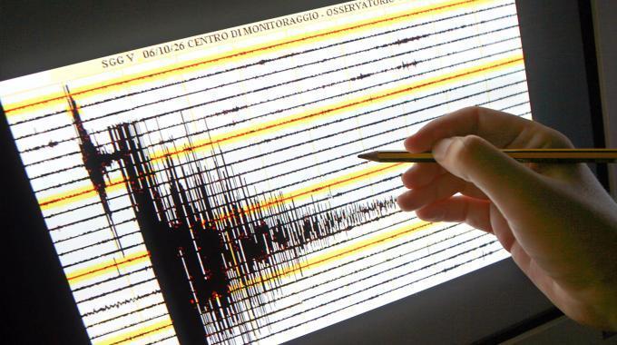 ULTIMORA/ Scossa di terremoto nel mar Tirreno di magnitudo 4.2 della scala Ritcher