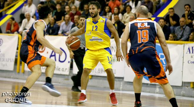 Basket, la Bava affronta l'ostico Valmontone per tentare di uscire dal fondo e dai play out