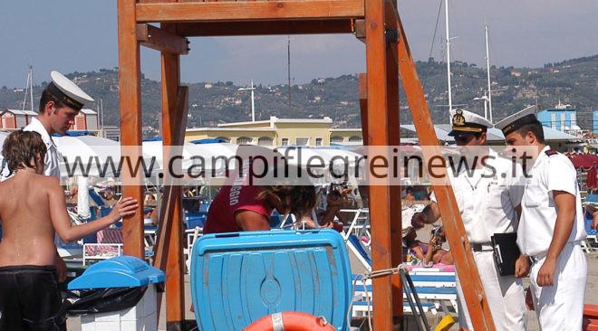 CAMPI FLEGREI/ Da domani parte l'operazione Mare Sicuro della Guardia Costiera