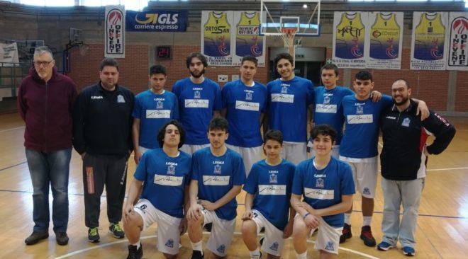 Basket: il Monte di Procida incontra il Brindisi under 16