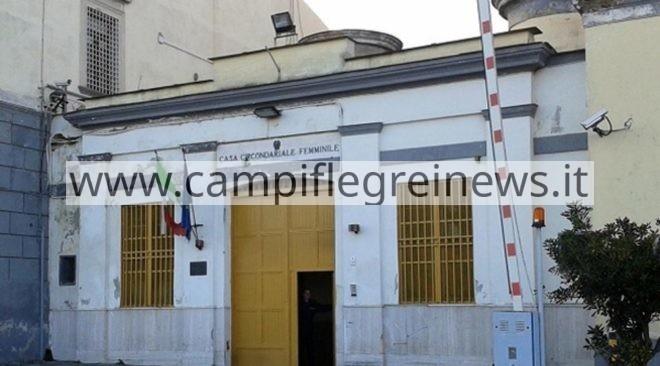 POZZUOLI/ Presepe vivente nel carcere femminile di via Pergolesi