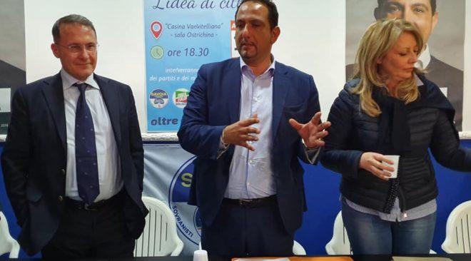"""COMUNALI/ Savoia: """"Bacoli ha voglia di stabilità e continuità, pronti ad amministrarla"""""""