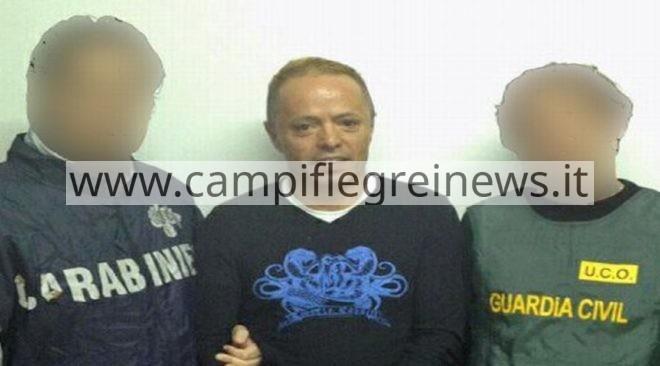 QUARTO/ Scacco al clan Polverino, arrestato in Marocco il latitante Vallefuoco