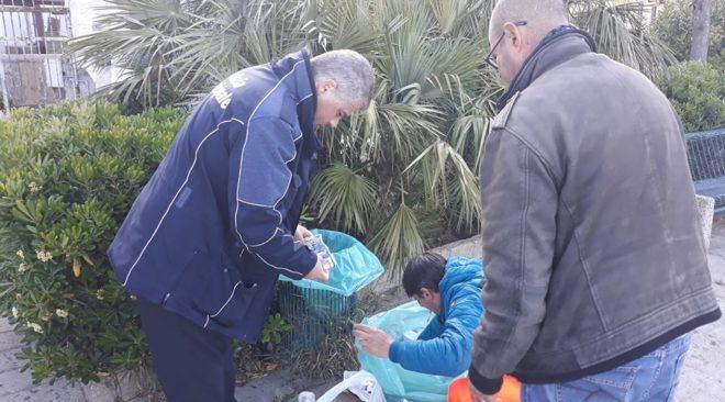 MONTE DI PROCIDA/ Beccato dalla Municipale a sversare rifiuti: multa da 600 euro