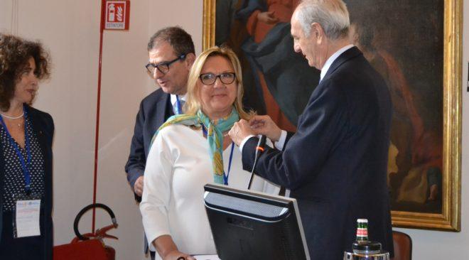 Consegnati quattro prestigiosi riconoscimenti al Rotary Pozzuoli