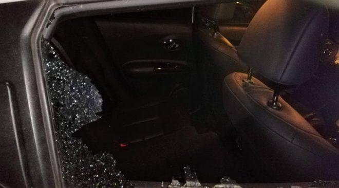 VARCATURO/ Raid nella notte in via Madonna del Pantano a diverse auto parcheggiate