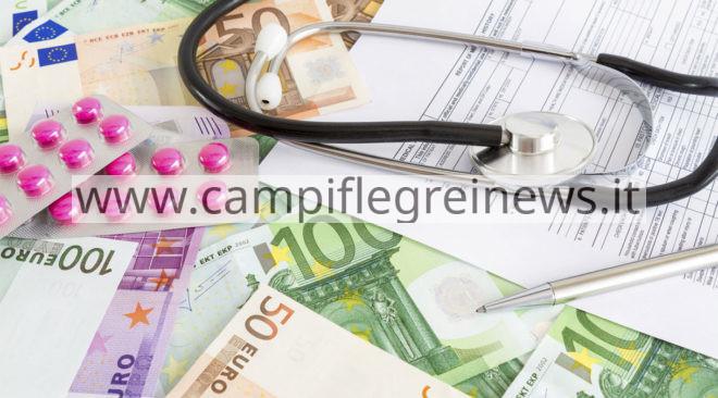 Campi Flegrei, una famiglia su cinque fatica a pagare le spese mediche