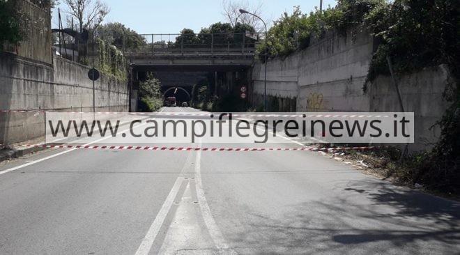 QUARTO/ Chiusa di nuovo la galleria di Montecorvara fino al 21 giugno per lavori urgenti