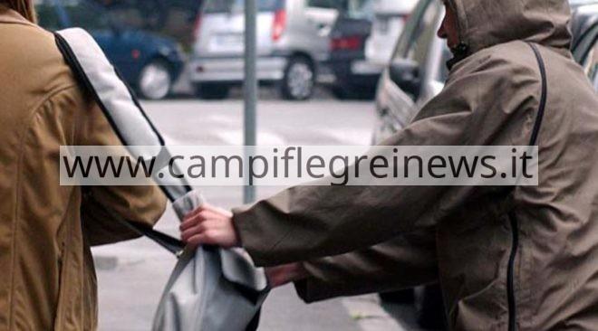 ULTIMORA/ Strattonano e rapinano un anziano, arrestati due extracomunitari