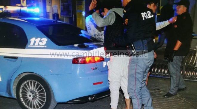 RIONE TOIANO/ Arrestato in via Cicerone affiliato al clan Beneduce-Longobardi