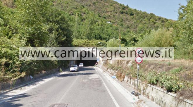 QUARTO/ Chiusa la galleria di Montecorvara per problemi statici di alcune travi