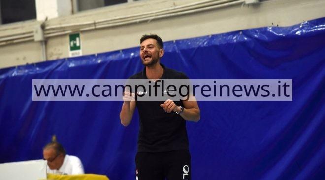VOLLEY/ Pallavolo Pozzuoli femminile, è Nico Borghesio il nuovo tecnico