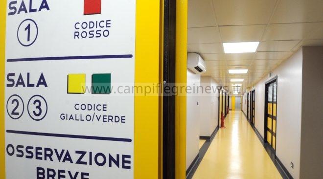ARCO FELICE/ 74enne investito da un auto in via Annecchino, operato per lesioni interne è in prognosi riservata