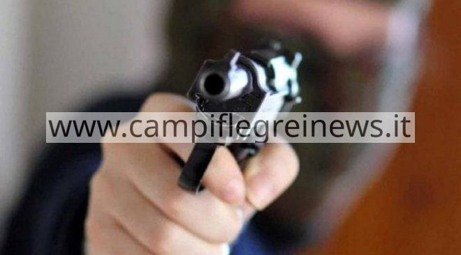 ULTIMORA/ Rapina con sparatoria a Quarto, ferito un dipendente di una sala scommesse