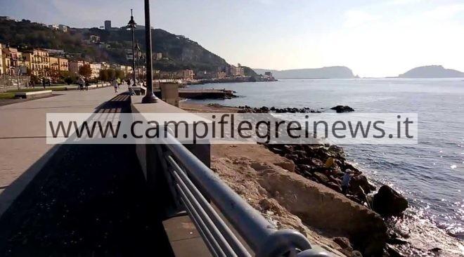POZZUOLI/ Batteri fecali oltre i limiti a via Napoli registrati dall'Arpac giovedì scorso