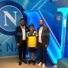 LA STORIA/ Vincenzo Chiocca realizza il suo sogno: dal Real Pozzuoli al Napoli|FOTO