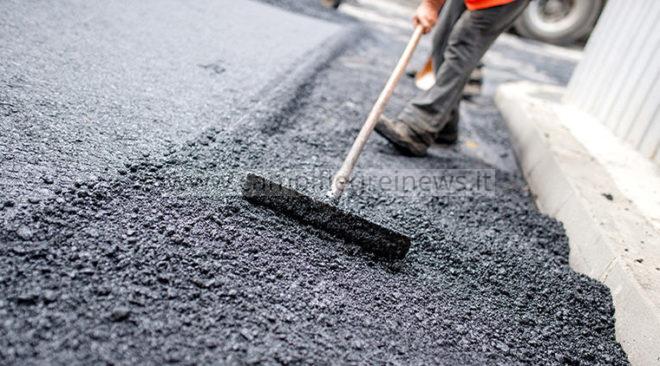 POZZUOLI/ Lunedì iniziano i lavori di pavimentazione di via Cuma Licola