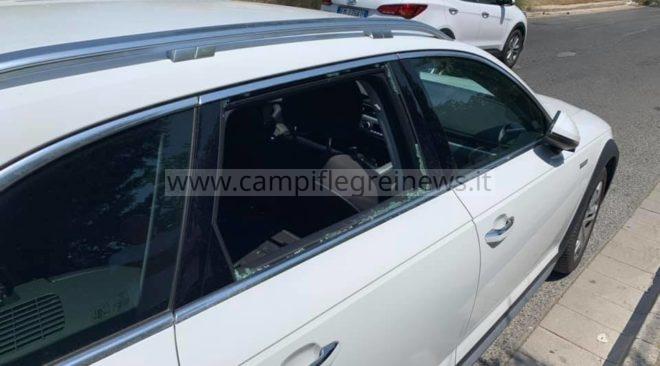 LAGO PATRIA/ Ladri scatenati, rompono i finestrini e portano via tutta da un auto in sosta
