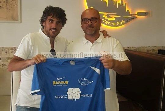 CALCIO/ E' Montefusco il nuovo allenatore del Rione Terra