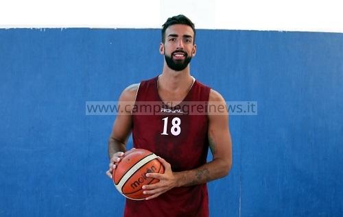 """Basket, Virtus Pozzuoli, Tomasello: """"puntiamo ad essere l'outsider del girone"""""""