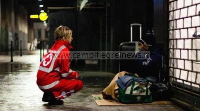 """Croce Rossa di Pozzuoli, appello alla città: """"Chiediamo la donazione di bottiglie piccole d'acqua"""""""