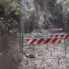 QUARTO/ Frana in via Pendine Casalanno, strada chiusa al traffico