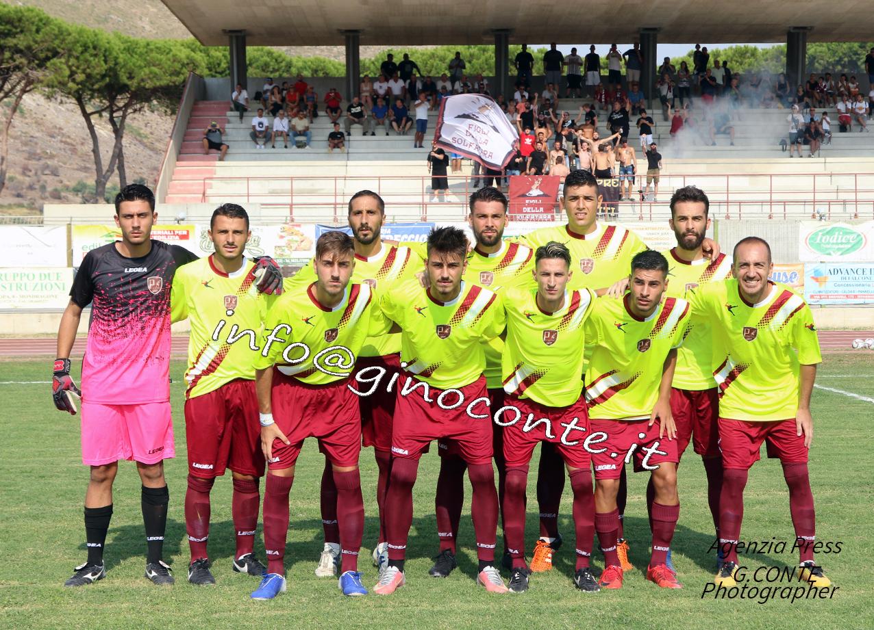Calcio, la Puteolana vince di misura sul Mondragone in Coppa   Le Foto
