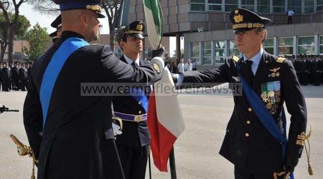 POZZUOLI/ Cambio di comando quest'oggi all'Accademia Aeronautica|FOTO