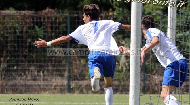 CALCIO/ Sibilla, basta un goal di Petrone: successo per 1-0 sul Gragnano|FOTO