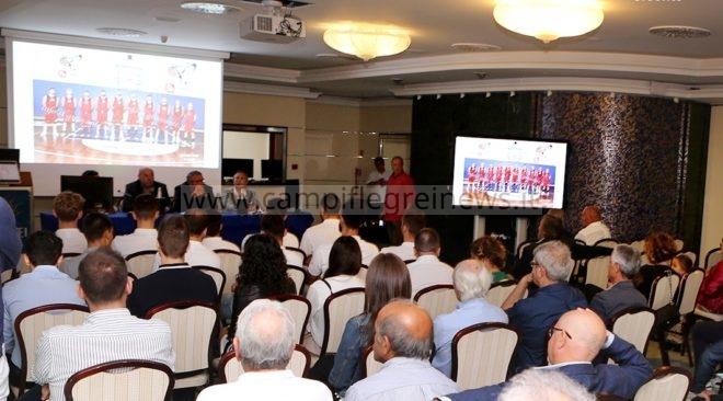Basket/ La nuova Virtus Pozzuoli si presenta alla città a pochi giorni dalla prima di campionato di serie B