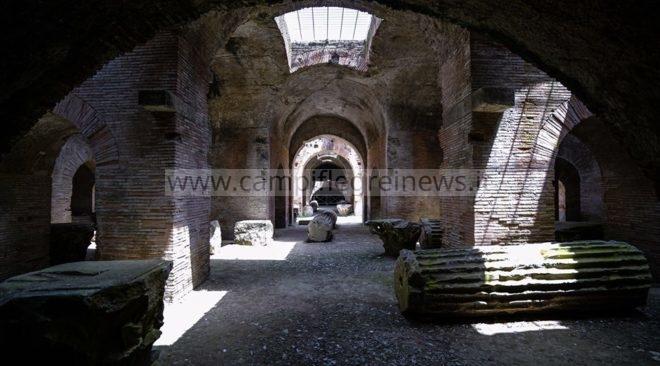 CAMPI FLEGREI/ Parco Archeologico, ingresso gratuito ai siti nella ricorrenza di San Gennaro